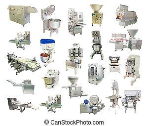 élelmiszer, felszerelés, iparág