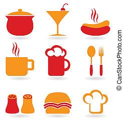 élelmiszer, icon8