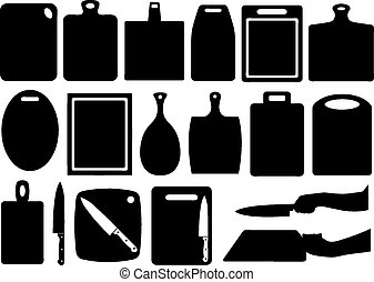 éles, állhatatos, deszkák, konyha