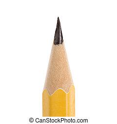 éles, pencil.