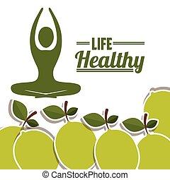 élet, tervezés, egészség