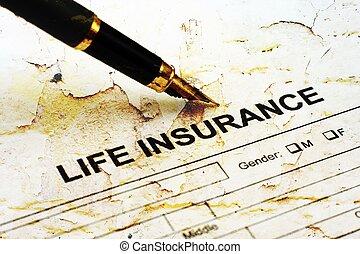 életbiztosítás