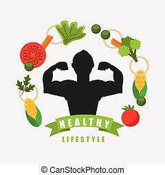 életmód, egészséges, tervezés