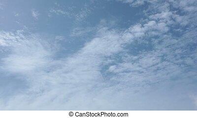élevé, cloudscape, défaillance, temps, définition