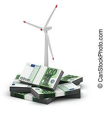 énergie, économie, euro