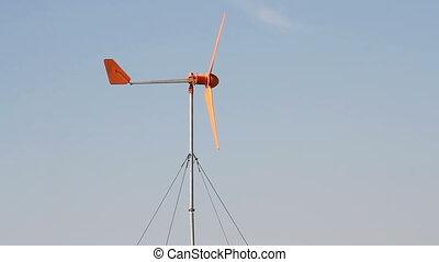 énergie éolienne, générateur, rang