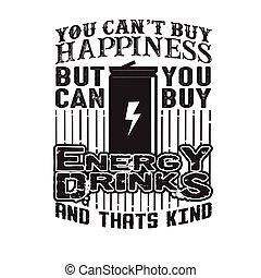 énergie, achat, mais, boisson, bonheur, bon, chose, espèce, ...