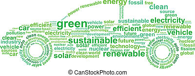 énergie, propre