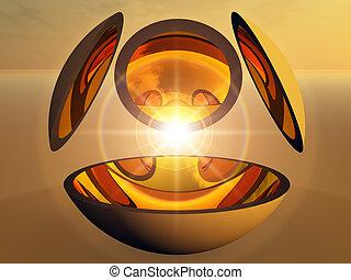 énergie, résumé, capture, lumière