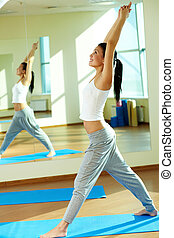 énergique, exercice