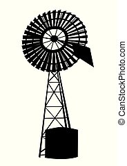 éolienne, australien