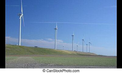 éoliennes, pouvoir engendrant