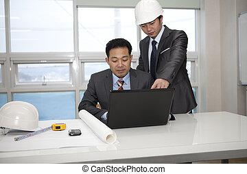 építész, tervezés, dolgozó
