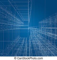 építészet, szerkesztés