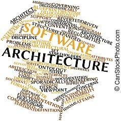 építészet, szoftver