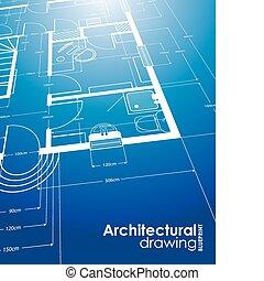 építészeti, háttér