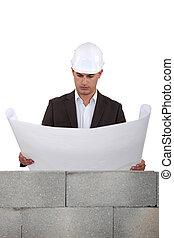építészmérnök, külső at, alaprajzok