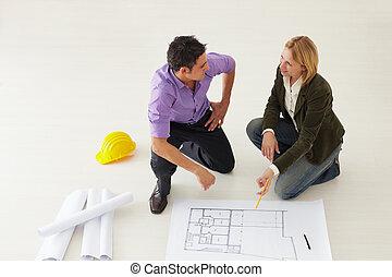 építészmérnök