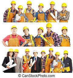 építők