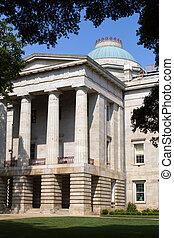 épület, észak, kongresszus székháza washingtonban, carolina