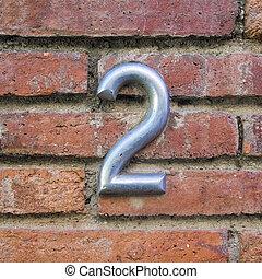 épület, 2, szám