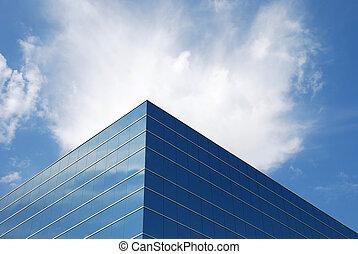 épület, #3, ég