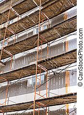 épület arculat, restaurálás