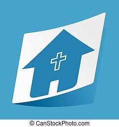 épület, böllér, keresztény