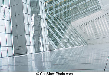 épület, elvont, ügy, háttér