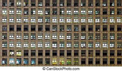 épület külső