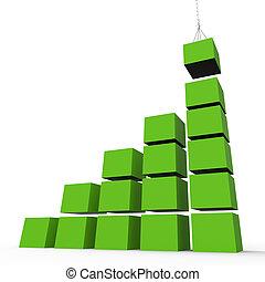 épület, kialakulás, erőforrások, szerkesztés, növekedés, elfoglaltság