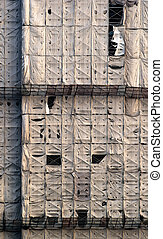 épület, motívum, szerkesztés, alatt