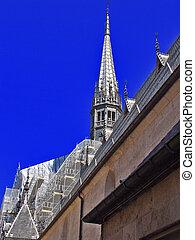 épületek, történelmi, restaurálás
