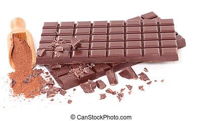 épices, chocolat