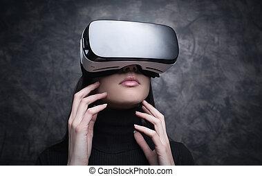 éprouver, réalité virtuelle