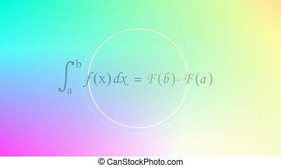 "équation, calcul, ""mathematical, fond, equation."""