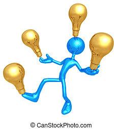 équilibrage, idées