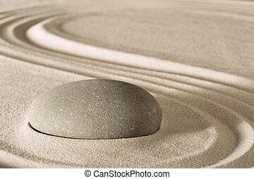 équilibre, zen, harmonie