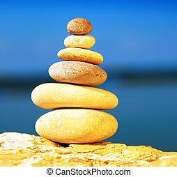 équilibre, zen