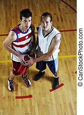 équipe basket-ball