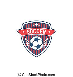 quipe foot cusson football sport balle - Ecusson De Foot