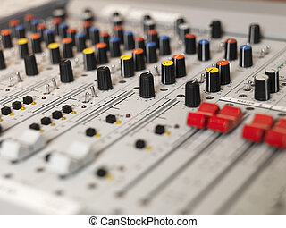 équipement, audio