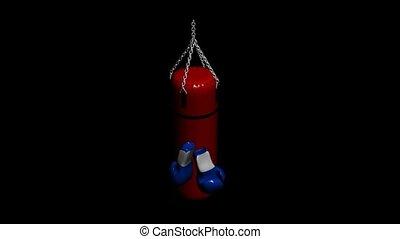équipement, boxe
