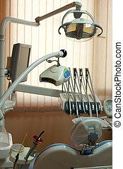 équipement, bureau dentaire
