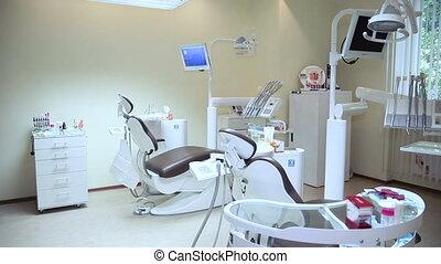 équipement, bureau dentiste