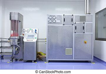 équipement industriel