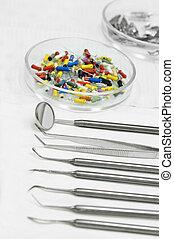 équipement, monde médical, dentaire