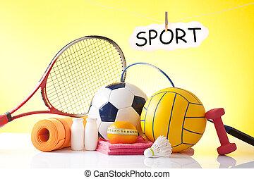 équipement, récréation, loisir, sports