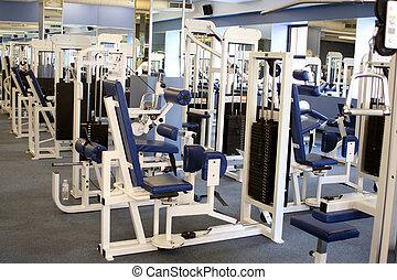 équipement salle gymnastique