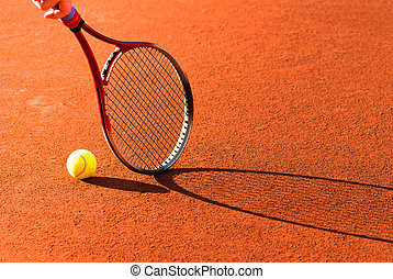 équipement, tennis